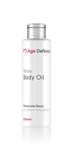 Relax Body Oil 200ml