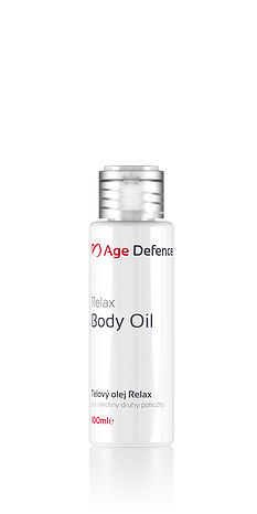 Relax Body Oil 100ml