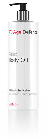 Relax Body Oil 500ml
