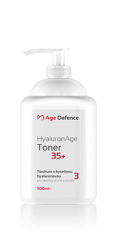 HyaluronAge 35+ Toner 500ml