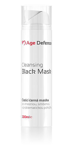 Cleansing Black Mask 200ml