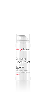 Cleansing Black Mask