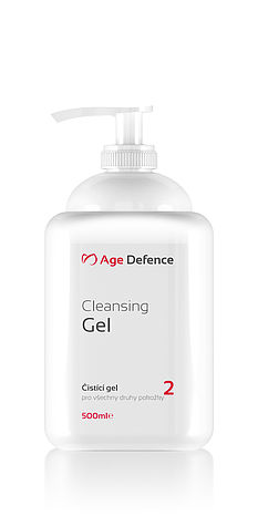 Cleansing Gel 500ml