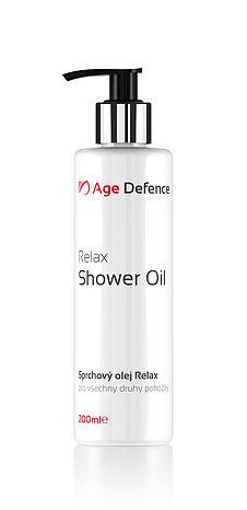 Relax Shower Oil 200ml