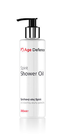 Spirit Shower Oil 200ml