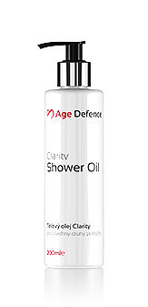 Clarity Shower Oil