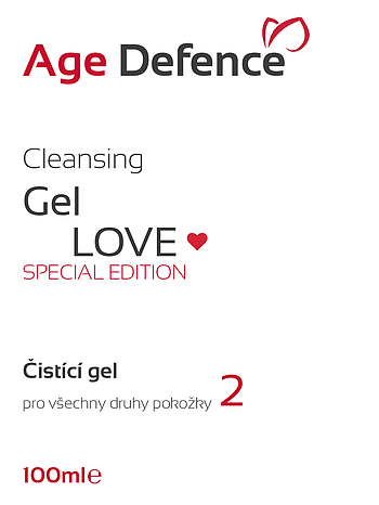 Cleansing Gel LOVE 100ml