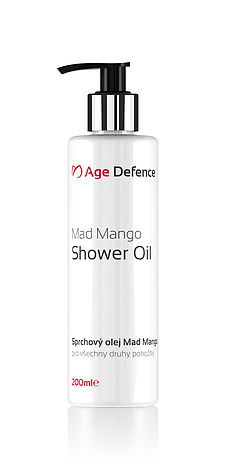 Mad Mango Shower Oil 200ml