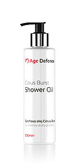 Citrus Burst Shower Oil