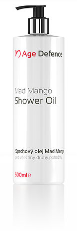 Mad Mango Shower Oil 500ml