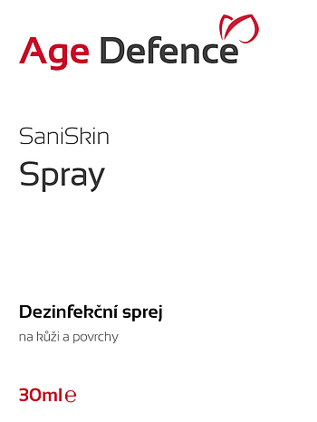 SaniSkin Spray 30ml