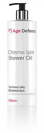 Christmas Spirit Shower Oil 500ml